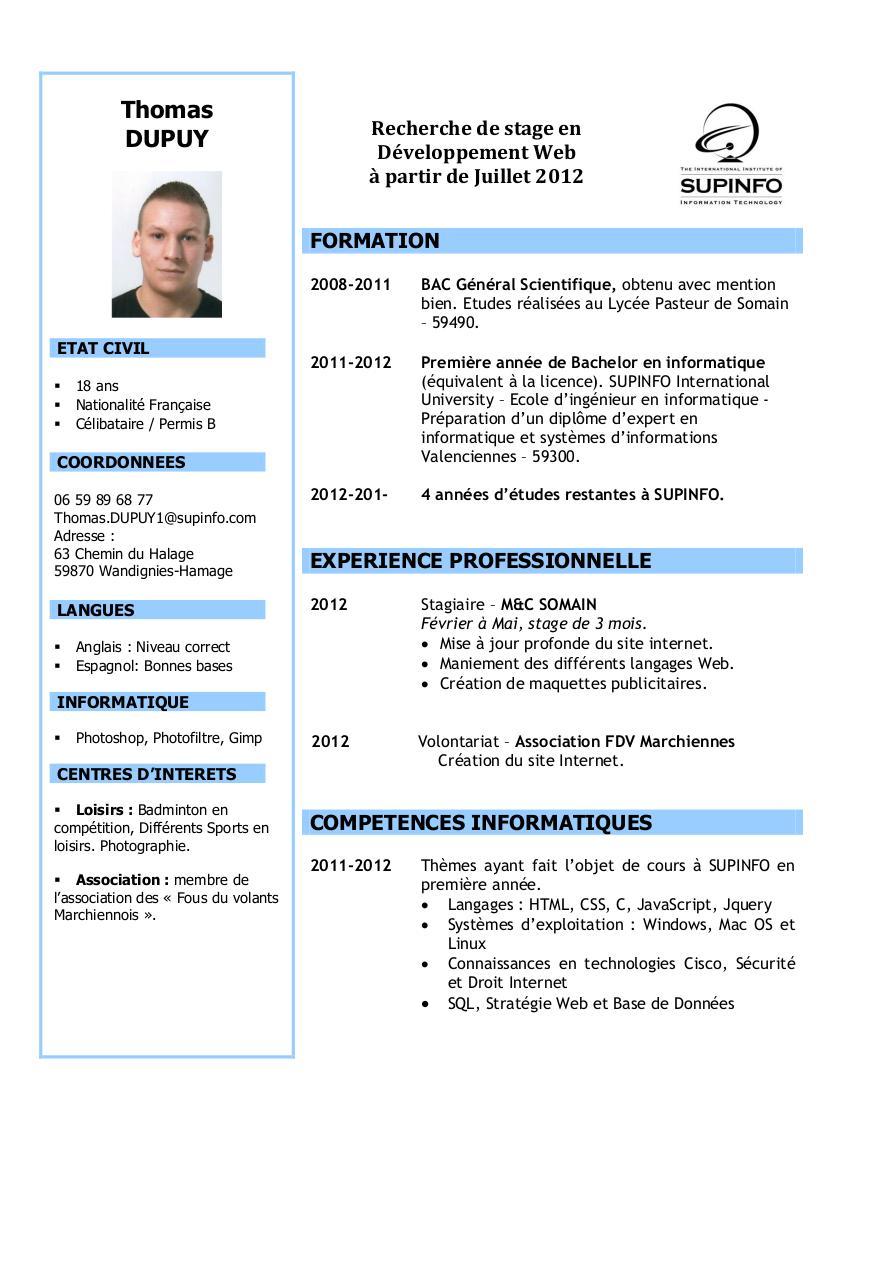 etat civil par gjaquemet - cv dupuy thomas pdf