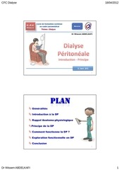 la dialyse peritneale dr wissem abdelkafi s 1