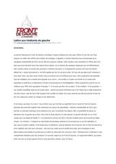 Fichier PDF lettre aux hesitants de gauche