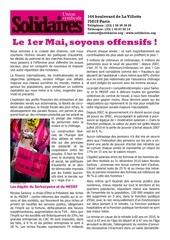 tract 1 mai 2012