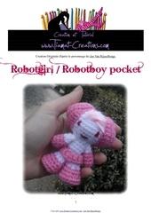 Fichier PDF robotgirl et robotboy pocket