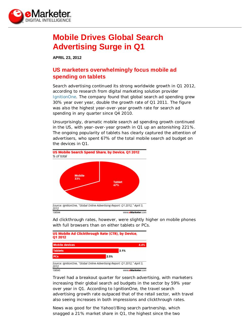 eMarketer_Mobile_Drives_Global_Search_Advertising_Surge_in_Q1_1008992.pdf - page 1/2