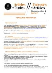 Fichier PDF appa formulaire2012