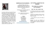 brochure numerologie