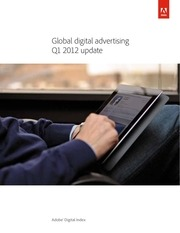 global advertising update q12012