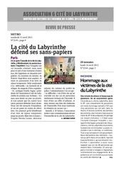 revue de presse 140412