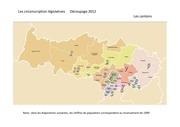 decoupage circonscriptions 2012