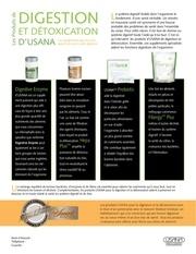 feuillet digestion et detoxication