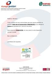 Fichier PDF mailing francais