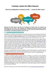 Fichier PDF idees recues sur les pauvres ou les immigres