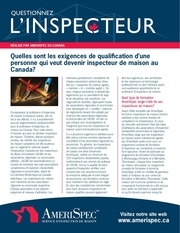 inspector qualifications fre