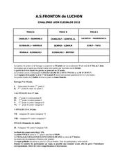 Fichier PDF planning
