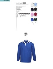 Fichier PDF polo ml bicolore homme primary touch