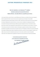 Fichier PDF presidentielles 2012