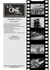 programme a4