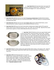Current Memorabilia for sale with pics.pdf - page 4/8
