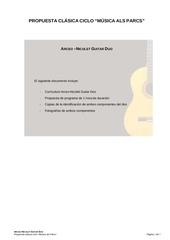 propuesta arceo nicolet guitar duo