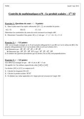 Fichier PDF ds8 le produit scalaire