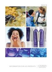 brochure produits usana