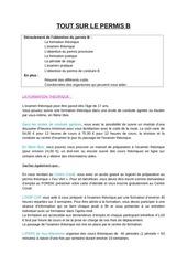 Fichier PDF permis