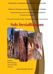 Fichier PDF sols fersiallitiques expose 1iere annee ecole doctorale ecologie vegetale dynamique des ecosystemes et environnement sadi s boutaleb a et mellouani n 2011 2012