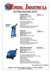 action alto nilfisk