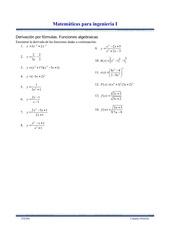 14 derivacion por formulas algebraicas