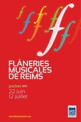 programme flanerie 2012