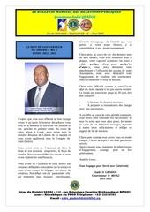 le bulletin du gouverneur mai 2012
