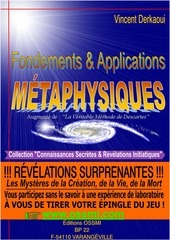 fondements et applications metaphysique