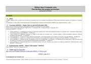 tat des lieux et projets territoriaux 2 avril 2012