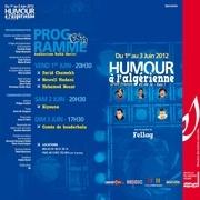 programme humour a l algerienne