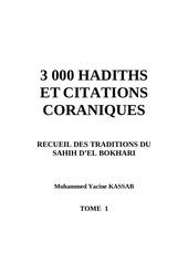 Fichier PDF sahih al boukhari 1 v2