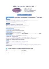 Fichier PDF condition loc