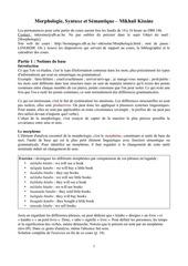 Fichier PDF morphologie syntaxe et semantique kissine par alexis