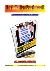Fichier PDF installation business 1