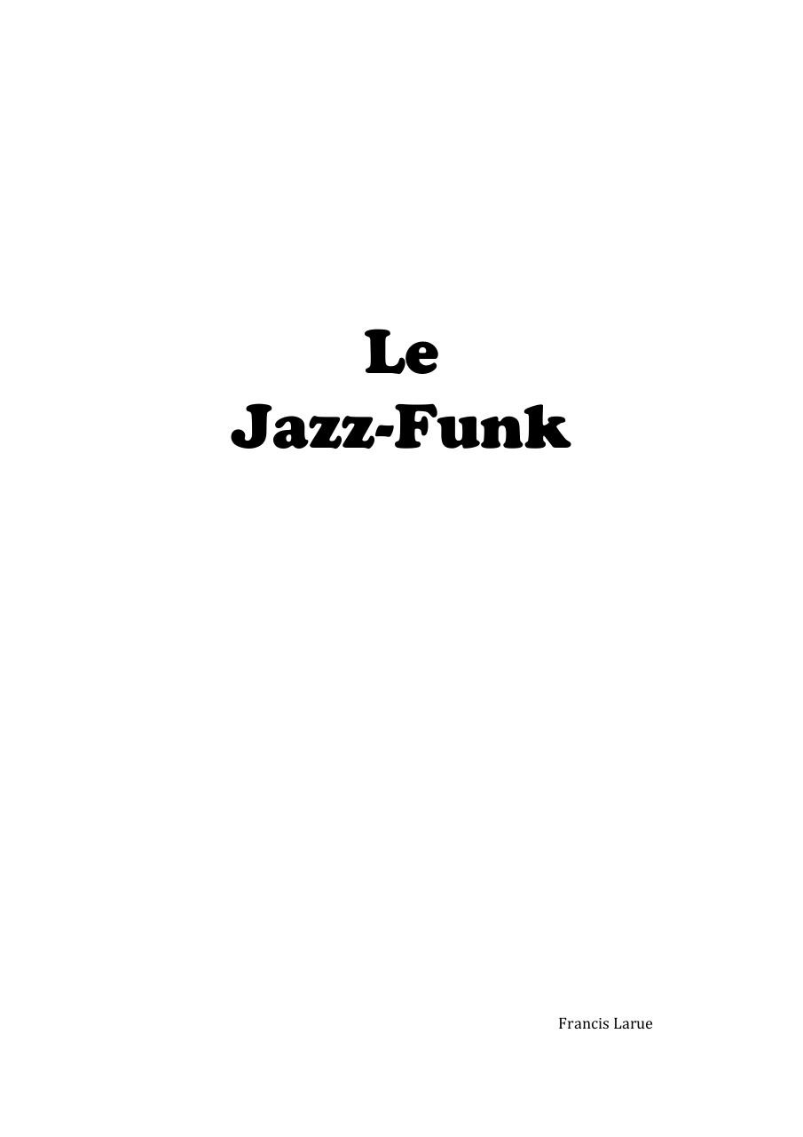 Aperçu du document JAZZ-FUNK.pdf - page 1/17