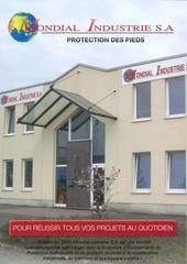 protection des pieds catalogue mondial industrie
