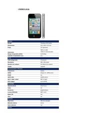 iphone 4 16 go