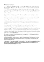 Fichier PDF redaction en anglais