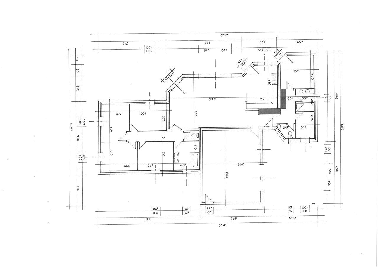 Plan de maison - Fichier PDF