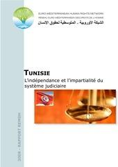 tunisie ind pendance et impartialit de la justice 939922732