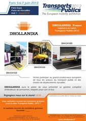 Fichier PDF mailing dho transports publics