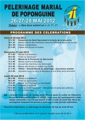 programme des celebrations poponguine 2012 2 1