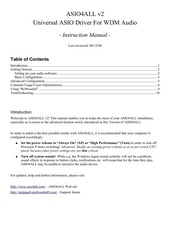 asio4all v2 instruction manual 1