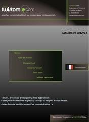 catalogue twistom 2012