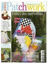 Fichier PDF patchwork magazine alice