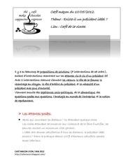 cafemacon presidentideal