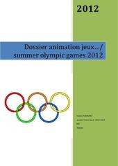 Fichier PDF dossier animation jeux olympique pour au pair fr