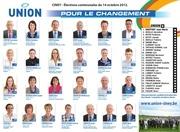 liste union